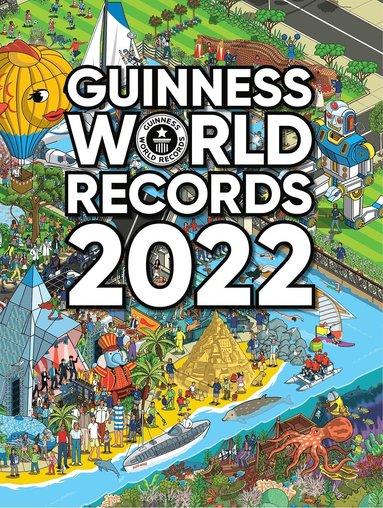 bokomslag Guinness World Records 2022