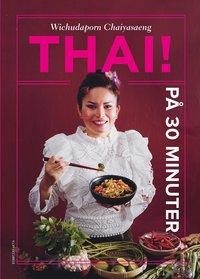 bokomslag Thai på 30 minuter