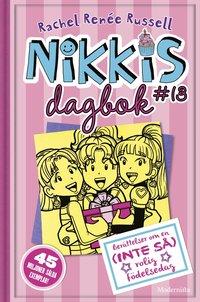 bokomslag Nikkis dagbok 13: Berättelser om en (INTE SÅ) rolig födelsedag