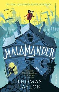 bokomslag Malamander