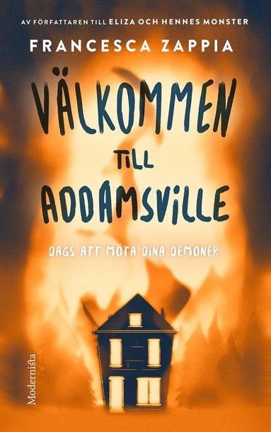 bokomslag Välkommen till Addamsville