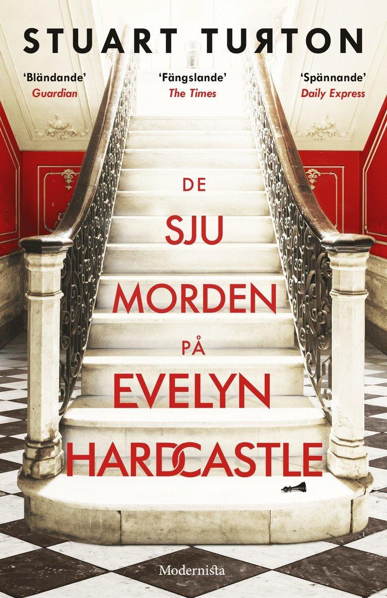 De sju morden på Evelyn Hardcastle 1
