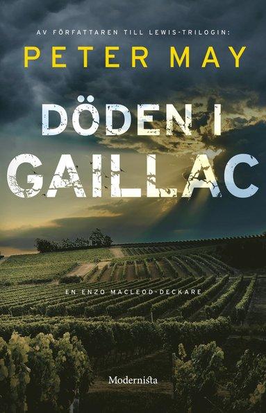 bokomslag Döden i Gaillac