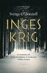 bokomslag Inges krig