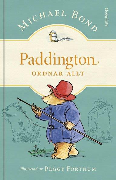 bokomslag Paddington ordnar allt