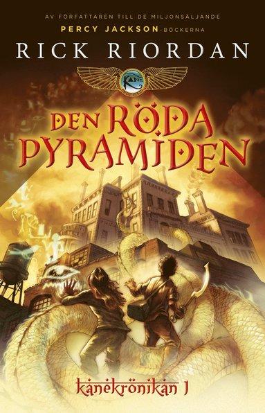 bokomslag Den röda pyramiden