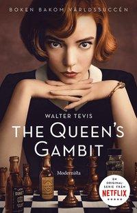 bokomslag The Queen's Gambit : Boken bakom världssuccén