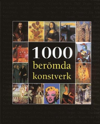 bokomslag 1000 berömda konstverk