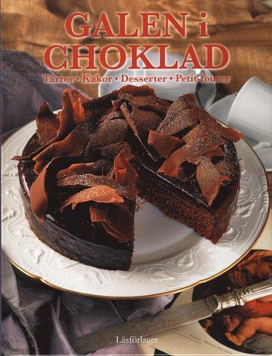 bokomslag Galen i choklad