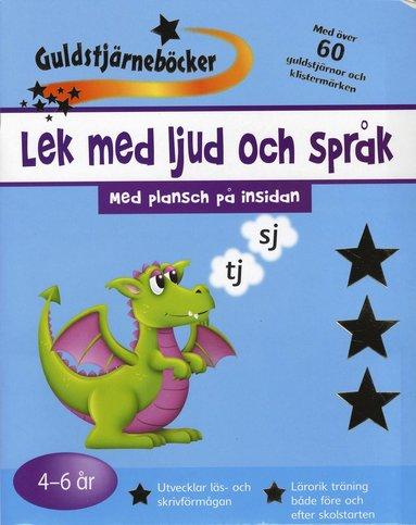 bokomslag Lek med ljud och språk 4-6 år