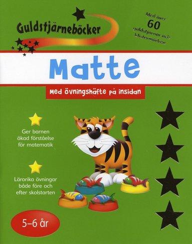 bokomslag Matte 5-6 år