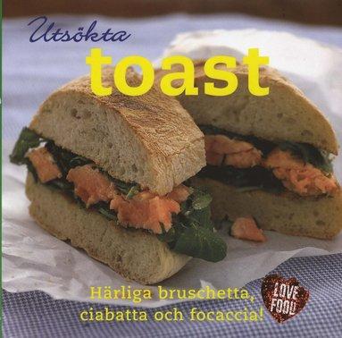 bokomslag Utsökta toast : härliga bruschetta, ciabatta och focaccia!