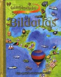 bokomslag Bildatlas : börja upptäcka vår fantastiska värld