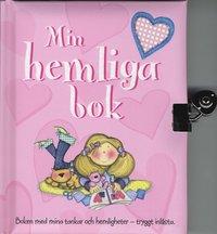 bokomslag Min hemliga bok
