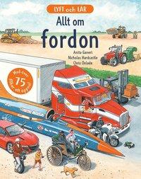 bokomslag Allt om fordon
