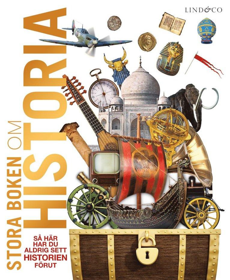 Stora boken om historia 1