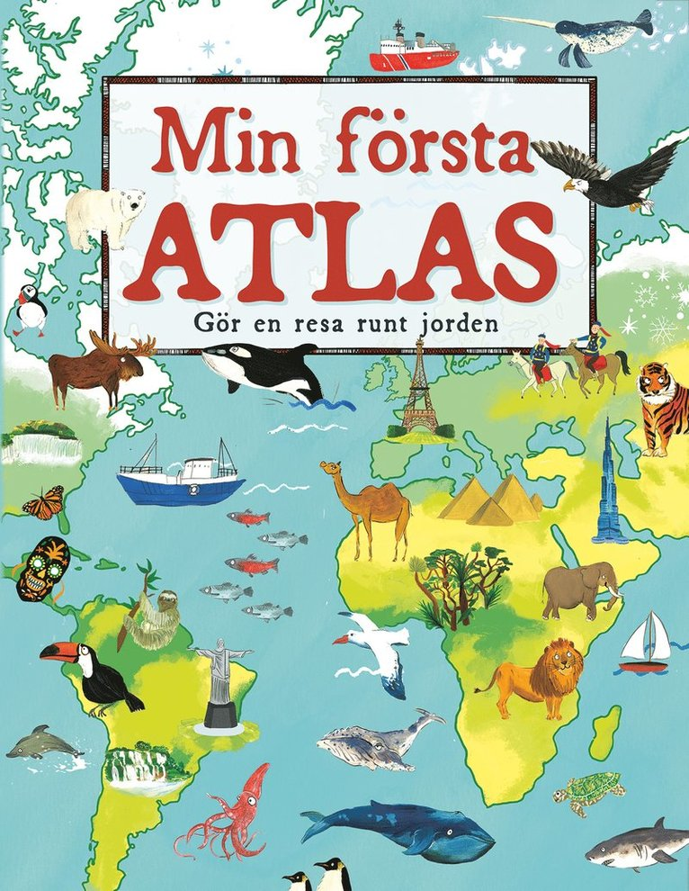 Min första atlas 1