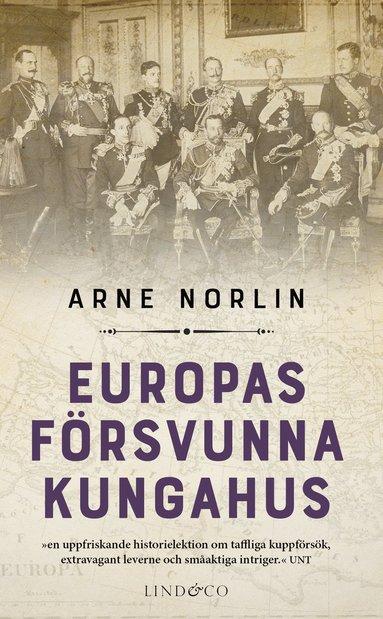 bokomslag Europas försvunna kungahus