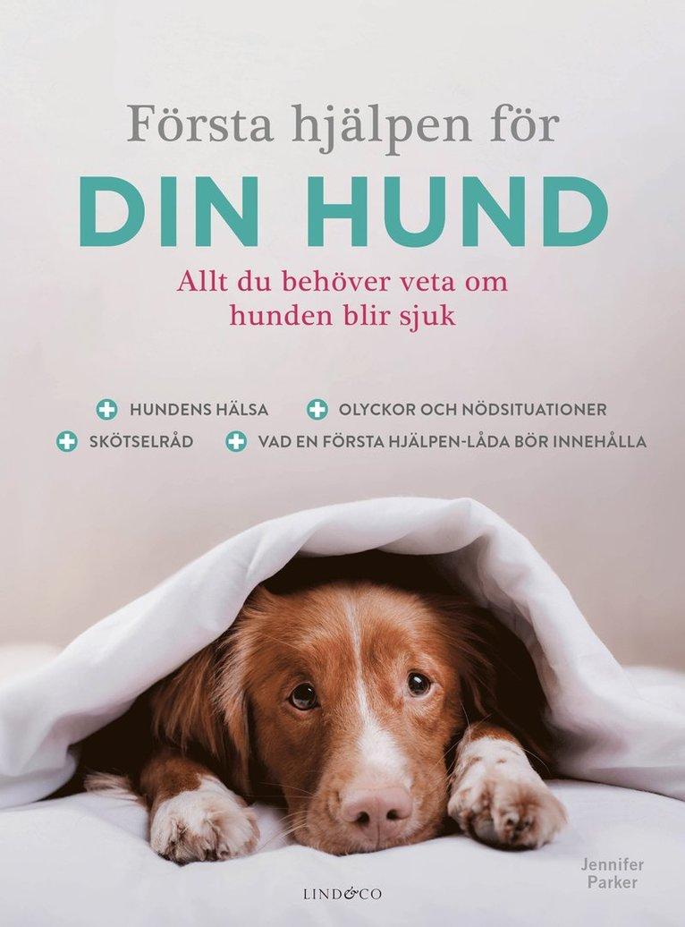 Första hjälpen för din hund : allt du behöver veta om hunden blir sjuk 1