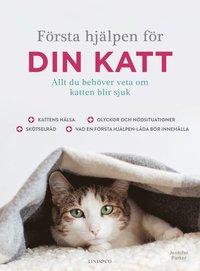 bokomslag Första hjälpen för din katt