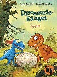 bokomslag Dinosauriegänget - Ägget