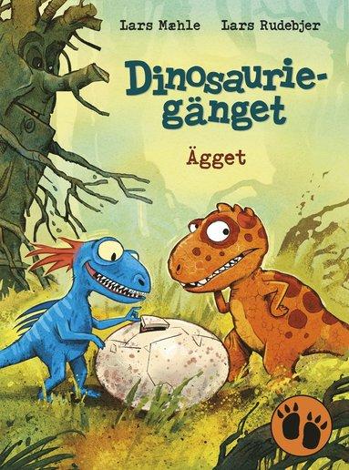 bokomslag Dinosauriegänget : ägget