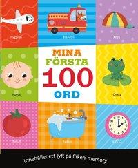 bokomslag Mina första 100 ord