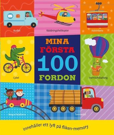 bokomslag Mina första 100 fordon
