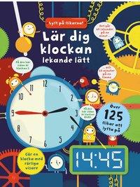 bokomslag Lär dig klockan : lekande lätt