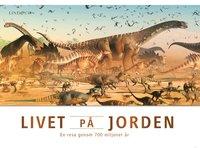 bokomslag Livet på jorden : en resa genom 700 miljoner år