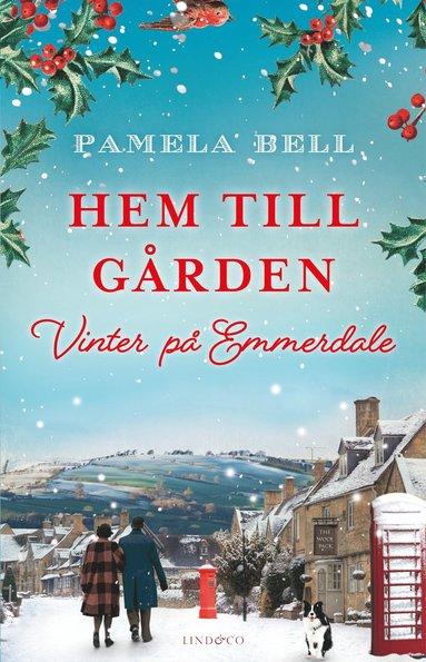 bokomslag Hem till gården: Vinter på Emmerdale