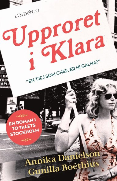 bokomslag Upproret i Klara : ett drama i sju avsnitt