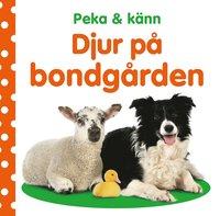 bokomslag Peka och känn - Djur på bondgården