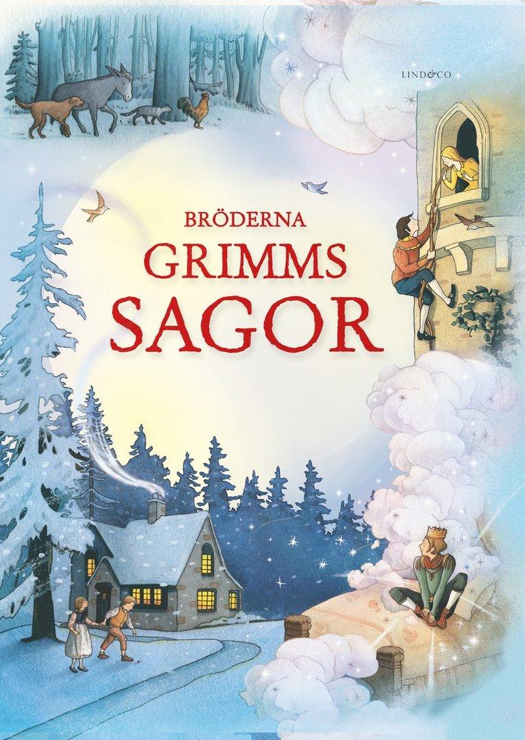 Bröderna Grimms sagor 1