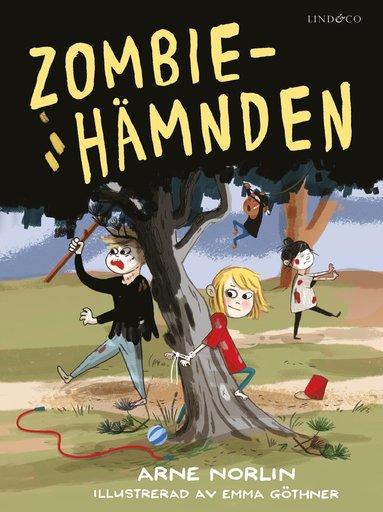 bokomslag Zombiehämnden
