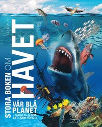 bokomslag Stora boken om havet