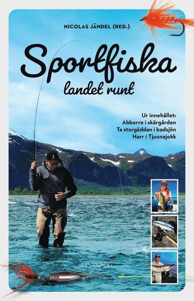 bokomslag Sportfiska landet runt