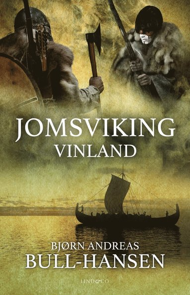 bokomslag Jomsviking - Vinland