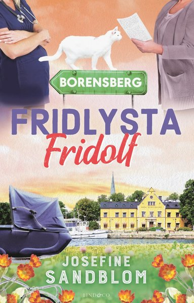 bokomslag Fridlysta Fridolf