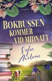 bokomslag Bokbussen kommer vid midnatt