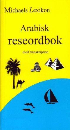 bokomslag Arabisk reseordbok med transkription