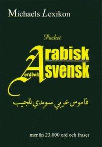 bokomslag Arabisk-svensk ordbok Pocket 23.000 ord