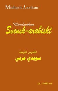 bokomslag Minilexikon svensk-arabiskt 11.000 ord