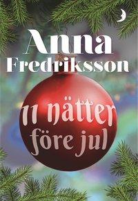 bokomslag 11 nätter före jul