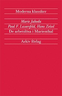 bokomslag De arbetslösa i Marienthal