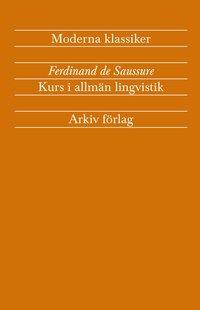 bokomslag Kurs i allmän lingvistik