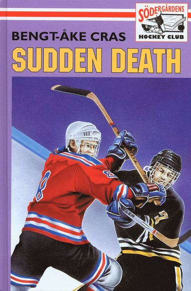 bokomslag Sudden death 06