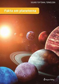 bokomslag Fakta om planeterna