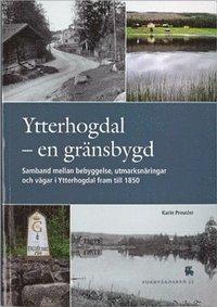 bokomslag Ytterhogdal : en gränsbygd