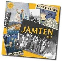 bokomslag Jämten 2015